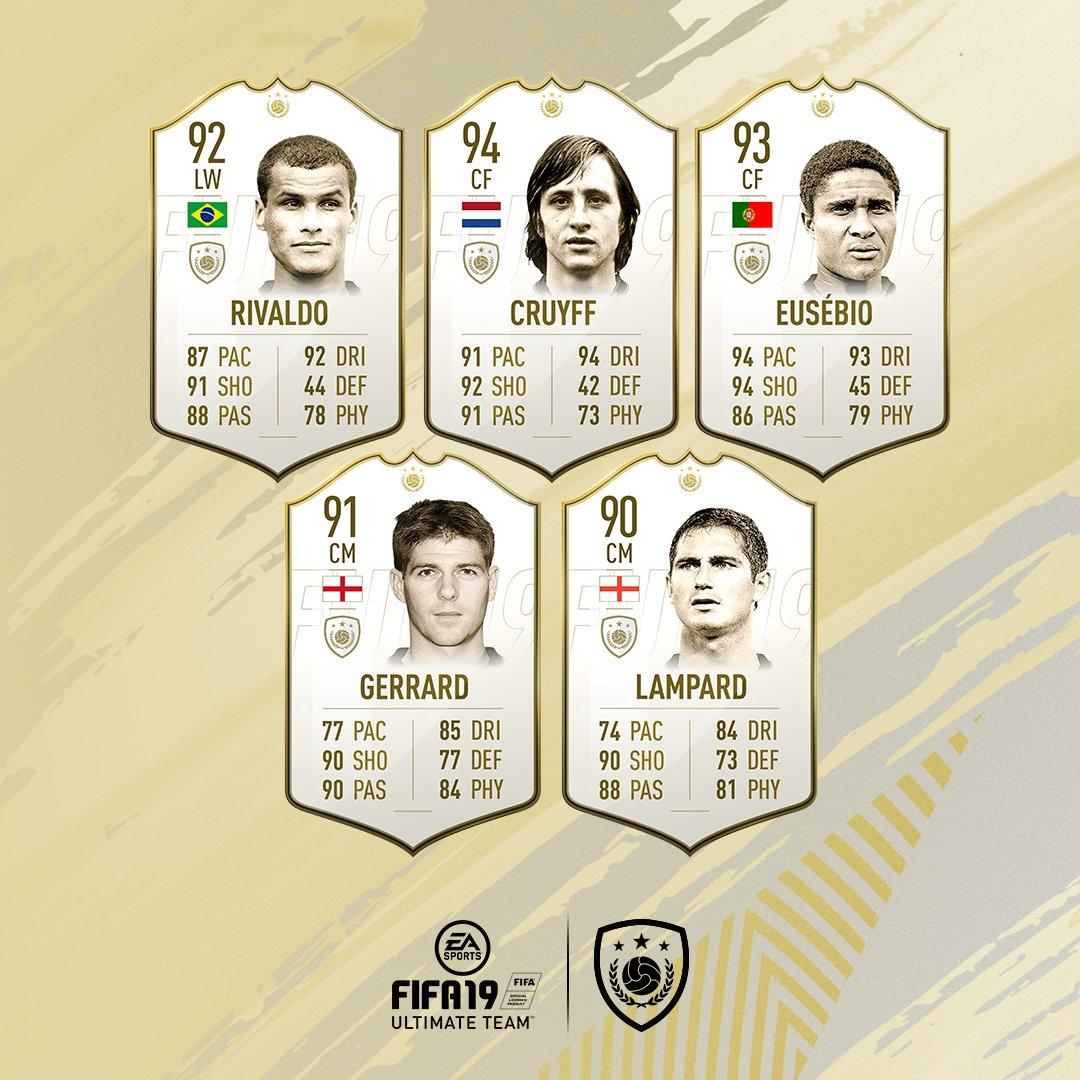 FIFA 20 Ultimate Team : Quelles sont les icônes dans le nouveau jeu et comment les obtenir ?