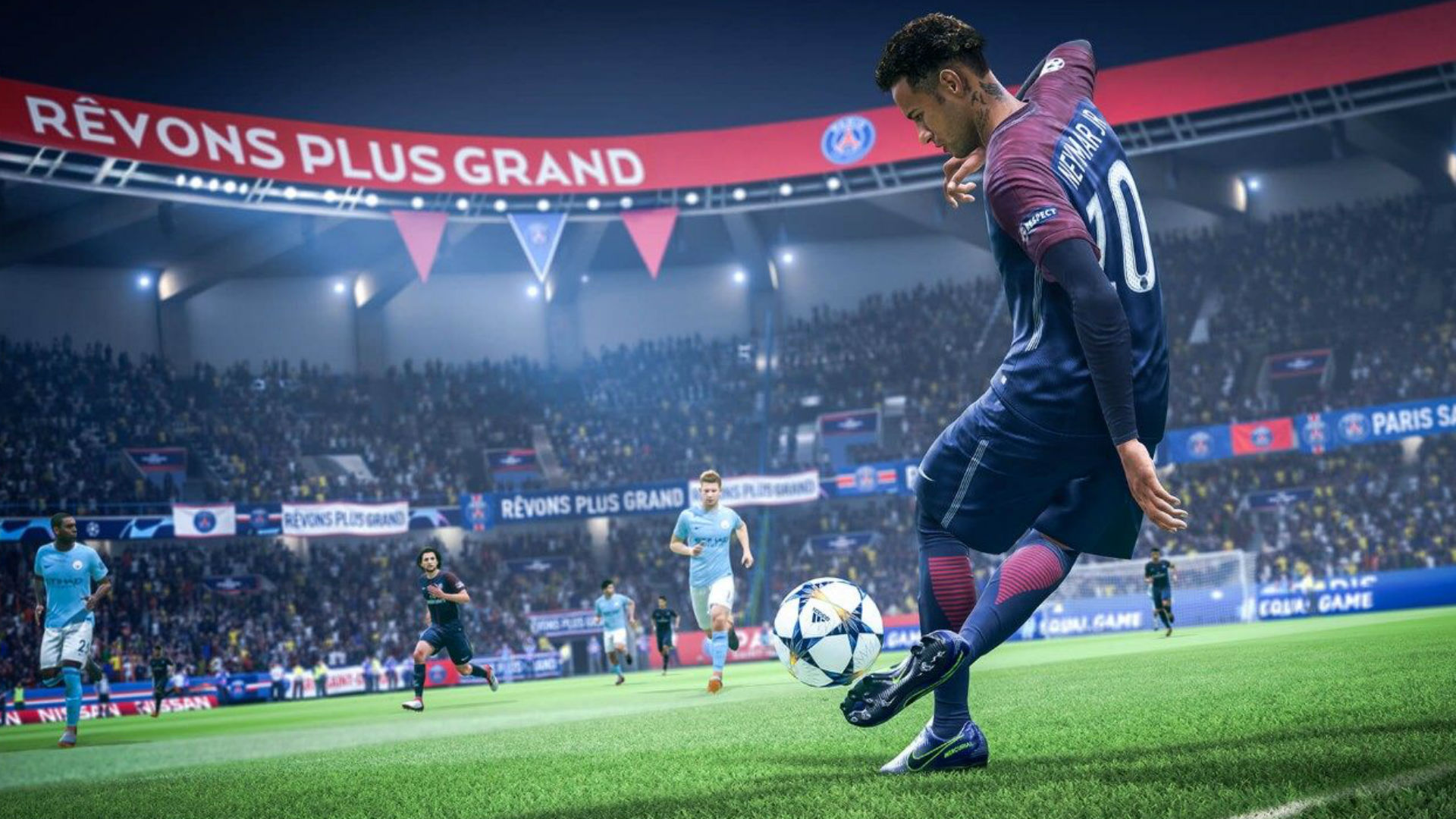 FIFA 20: What gameplay improvements and changes are in the new game?