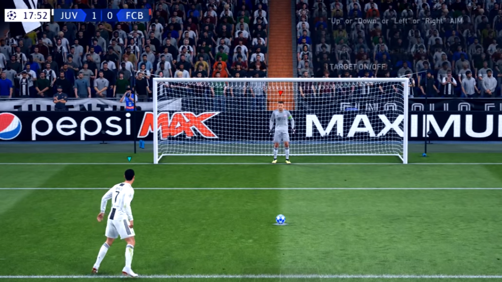 How to take penalties on FIFA 20 on PS4 and Xbox One